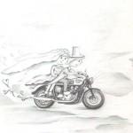 110 - Faire-part moto1