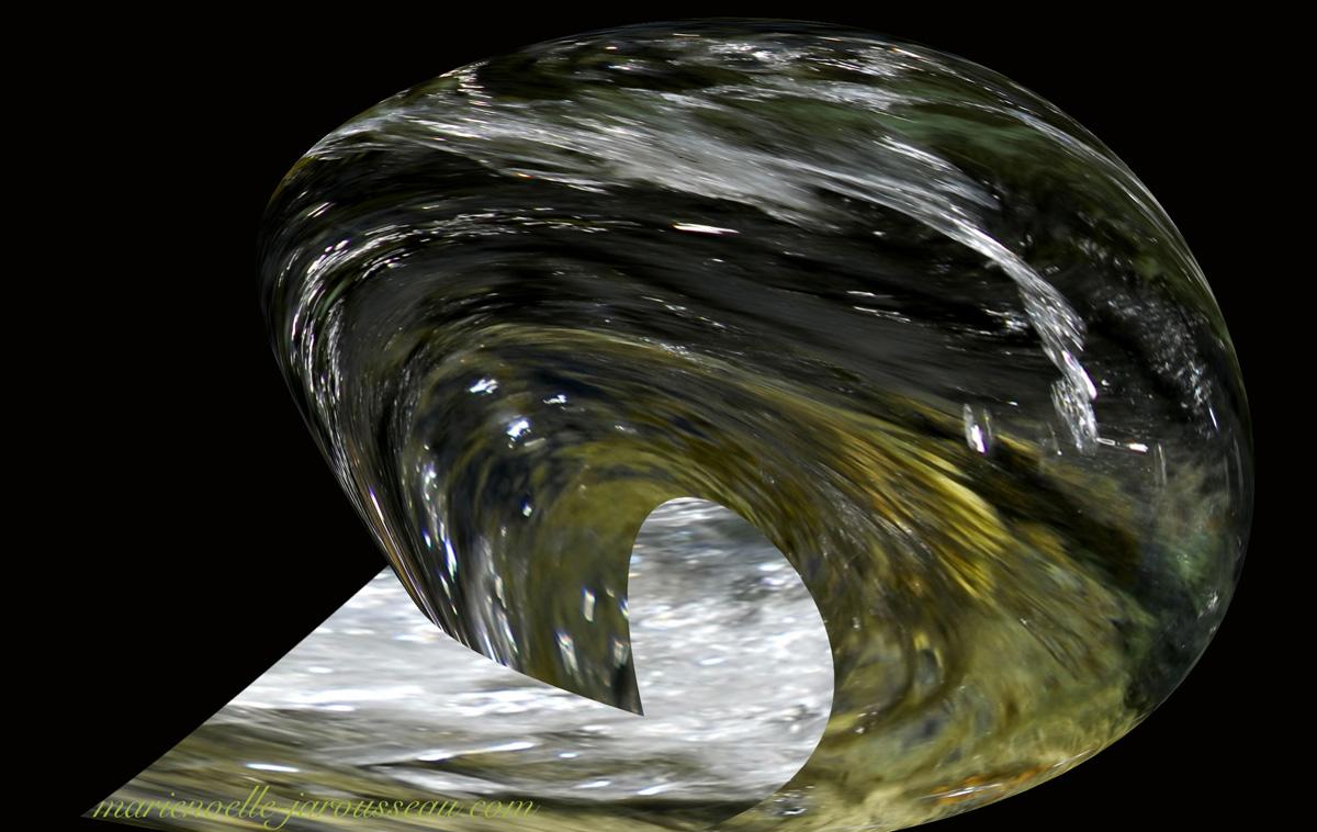 rouleau d'eau